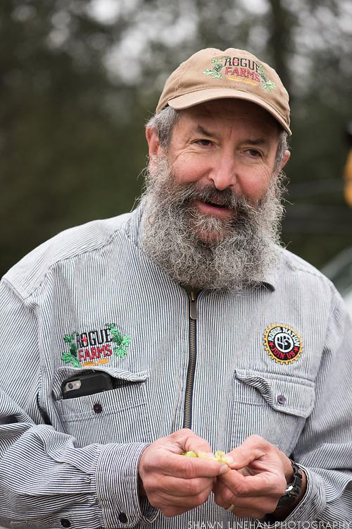 John Maier, Head Brewer at Rogue Ale & Spirits