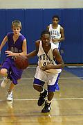 Wetsel Boy's Basketball.vs Strasburg.1/10/2008.