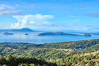 Taal Volcano in Luzon Philippines