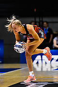 Hayley Saunders of the Tactix during the ANZ Netball Premiership match, Tactix v Northern Stars, Horncastle Arena, Christchurch, New Zealand, 21st Febuary 2017.Copyright photo: John Davidson / www.photosport.nz