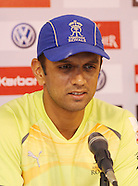IPL - CSK and Royals Practice 3rd May