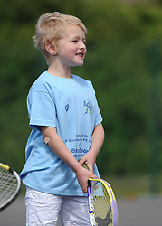 HAND OUT/NO CHARGE Children play tennis during the Bristol Sport Youth Festival - Photo mandatory by-line: Dougie Allward/JMP - Mobile: 07966 386802 - 06/06/2015 - SPORT - Multi-Sport - Bristol - SGS Wise Campus - Bristol Sport Festival Of Youth Sport - Festival Of Youth