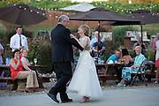 Susan and Jim Wedding