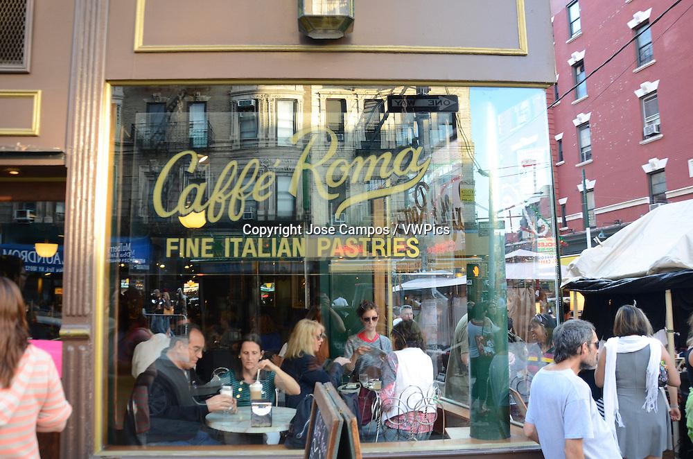 Caffé Roma, Little Italy