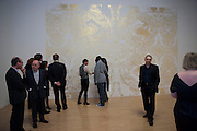 Turner prize 2009. Tate Britain. Millbank. London. 7 December 2009
