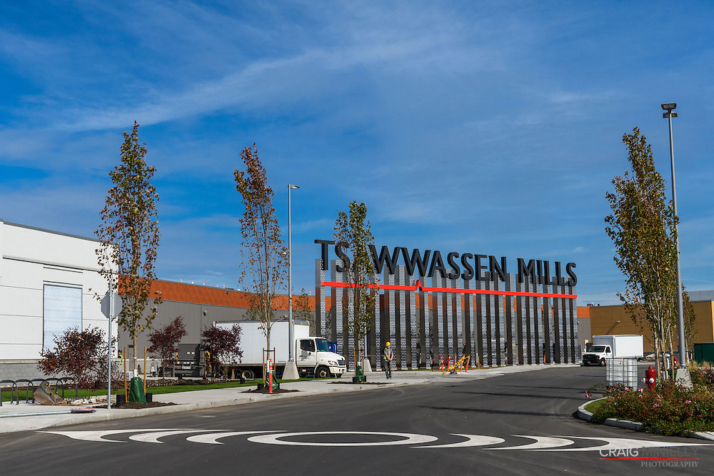 Tsawwasses Mills Construction<br /> Sept 16 2016<br /> <br /> *Ledcor Release Required &amp; Pending