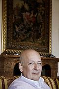 Novi Ligure: il ministro della Repubblica Sandro Bondi con l compagna Manuela Repetti