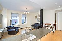 Living Room at 71 Nassau St