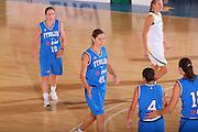 DESCRIZIONE : Bormio Torneo Internazionale Femminile Olga De Marzi Gola Italia Lituania <br /> GIOCATORE : Team Italia Sara Giauro <br /> SQUADRA : Nazionale Italia Donne Italy <br /> EVENTO : Torneo Internazionale Femminile Olga De Marzi Gola <br /> GARA : Italia Lituania Italy Lithuania <br /> DATA : 25/07/2008 <br /> CATEGORIA : Esultanza <br /> SPORT : Pallacanestro <br /> AUTORE : Agenzia Ciamillo-Castoria/S.Silvestri <br /> Galleria : Fip Nazionali 2008 <br /> Fotonotizia : Bormio Torneo Internazionale Femminile Olga De Marzi Gola Italia Lituania <br /> Predefinita :