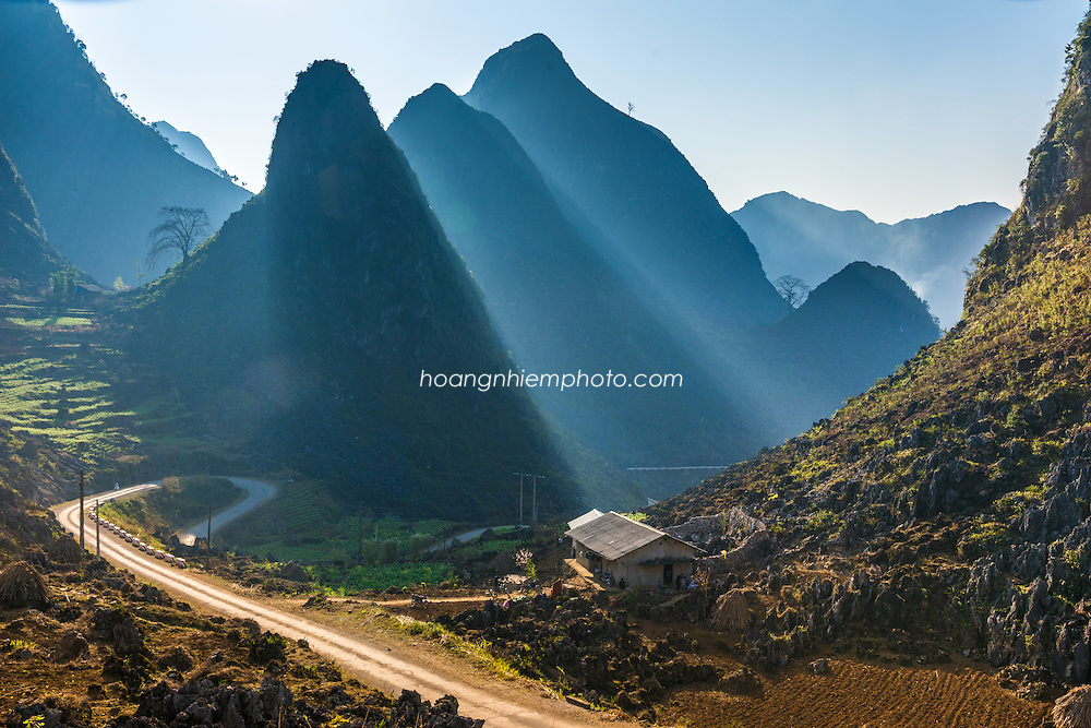 Vietnam Images-landscape-phong cảnh-Hà Giang