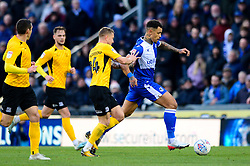 Jonson Clarke-Harris of Bristol Rovers - Mandatory by-line: Dougie Allward/JMP - 07/12/2019 - FOOTBALL - Memorial Stadium - Bristol, England - Bristol Rovers v Southend United - Sky Bet League One