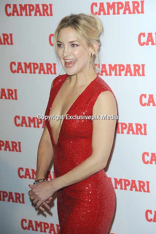 Nov. 18, 2015 - New York, NY, USA -<br /> <br /> Kate Hudson attending the Campari Calendar 2016 Launch at The Standard Hotel on November 18, 2015 in New York City<br /> &copy;Exclusivepix Media