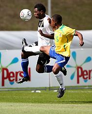 Taupo-Football, OFC Qaulifier, Fiji v Solomon Islands