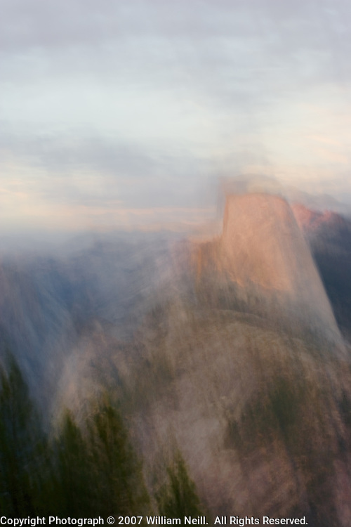 Half Dome, Yosemite National Park, California  2007