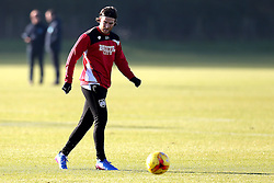 Adam Matthews of Bristol City takes part in training - Mandatory by-line: Robbie Stephenson/JMP - 19/01/2017 - FOOTBALL - Bristol City Training Ground - Bristol, England - Bristol City Training