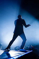 Olly Murs concert, LG Arena, Birmingham
