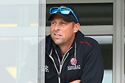 Marcus Trescothick of Somerset during the Specsavers County Champ Div 1 match between Somerset County Cricket Club and Essex County Cricket Club at the Cooper Associates County Ground, Taunton, United Kingdom on 25 September 2019.