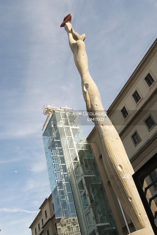 Museo de Arte Reina Sofia
