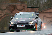 #5 Cameron THOMPSON VW Scirocco during Maximumgroup.net VAG Trophy Qualifying as part of the Easter Family Fun Day - Oulton Park Fosters at Oulton Park, Little Budworth, Cheshire, United Kingdom. March 28 2016. World Copyright Peter Taylor/PSP. Copy of publication required for printed pictures.  Every used picture is fee-liable. http://archive.petertaylor-photographic.co.uk