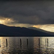Loch Lomond from Duck bay