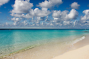 Turks and Caicos, Caribbean pastoral seashore