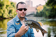 Fly fishing the St. Joe River with Ripple Guide Service.<br /> August 2015<br /> <br /> South Bend, IN<br /> <br /> <br /> &copy; Adam Alexander Photography 2015<br /> www.AdamAlexanderPhoto.com