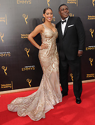 Tracey Morgan, Megan Morgan bei den Creative Arts Emmy Awards in Los Angeles / 100916<br /> <br /> <br /> *** at the Creative Arts Emmy Awards in Los Angeles on September 10, 2016 ***