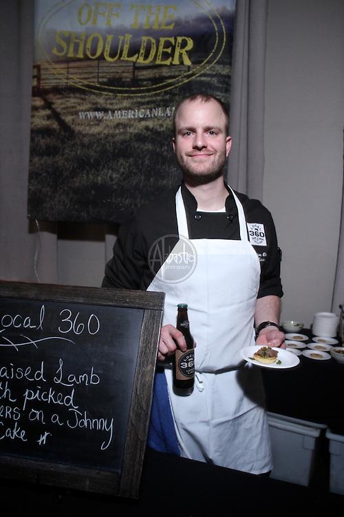 American Lamb Jam 2013.  Local 360: Braised Lamb Shoulder.