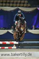 Beerbaum Marcus, (GER), Cool Hand Luke<br /> Preis von JJ Darboten Jumping München 2015<br /> © Hippo Foto - Stefan Lafrentz