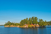 Cottages on Lake of the Woods<br />Near Nestor Falls<br />Ontario<br />Canada