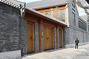 BEIJING, CHINA - (CHINA OUT) <br /> <br /> Wendi Deng 'to keep luxury £10MILLION mansion by Beijing's Forbidden City as part of divorce settlement from Rupert Murdoch'<br /> <br /> Wendi Deng, the third ex-wife of billionaire media mogul Rupert Murdoch, will receive a traditional Chinese mansion adjacent to Beijing's Forbidden City as part of her divorce settlement, it has been reported. <br /> Ms Deng, 45, and the 82-year-old media mogul reached an agreement to end their 14-year marriage on November 20, 2013. <br /> Sources say under the terms of the divorce settlement Deng will not receive a share of Murdoch's media empire and that their split will not affect the rules of the Murdoch family trust.<br /> <br /> <br /> However, she will keep their three-story Fifth Avenue apartment in Manhattan as it has become a home for their daughters as well as a traditional siheyuan, or courtyard-style residence, near the former imperial palace in Beijing that Murdoch purchased and refurbished in 2004 for at least 10 million yuan.<br /> <br /> The property could be worth as much as 100 million yuan (£10million), according to Wantchinatimes.com, which adds that while this type of residence was popular around the time of the Beijing Olympics in 2008, their value has since wavered and Chinese law makes them tricky to sell as buyers must purchase them with a single cash transaction.<br /> Mr Murdoch attended the Vanity Fair Oscar party on Sunday alongside Juliet de Baubigny, 44, a partner at a venture capital firm in California. <br /> Ms Baubigny is a partner at Kleiner Perkins Caufiled & Byers in Silicon Valley and a mother-of-two.<br /> She's not only successful in business, but also in fashion and was listed on Vanity Fair's list of 'Silicon Valley's Most Stylish' person's list in April 2013.<br /> ©Exclusivepix