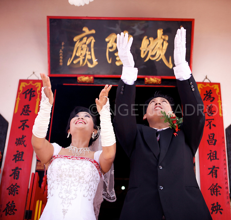 Chinese wedding Ceremony.<br />