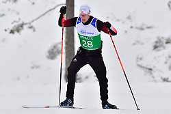 ULSET Nils-Erik, NOR, LW3 at the 2018 ParaNordic World Cup Vuokatti in Finland