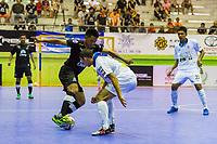 SURAT THANI, THAILAND - JUNE 11: Surat Thani vs Samut Sakhon Futsal at Surat Thani Sports Complex, Surat Thani, Thailand on June 11, 2017. (Photo by: Naratip Srisupab/SEALs Sports Images)