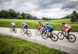 Jon Bozic of Adria Mobil during Stage 4 of 23rd Tour of Slovenia 2016 / Tour de Slovenie from Rogaska Slatina to Novo mesto (165,5 km) cycling race on June 19, 2016 in Slovenia. Photo by Vid Ponikvar / Sportida