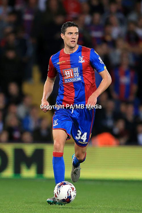 Martin Kelly, Crystal Palace