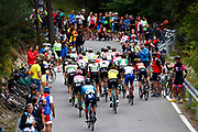 Peloton illustration during the 73th Edition of the 2018 Tour of Spain, Vuelta Espana 2018, 20th stage Andorra Escaldes Engordany - Coll de la Gallina 97.3 km on September 15, 2018 in Spain - Photo Luca Bettini / BettiniPhoto / ProSportsImages / DPPI