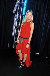 NADYA ABELA at a party to celebrate the launch of the new 2&8 club at Morton's Berkeley Square, London on 27th September 2012.