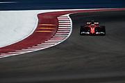 October 19-22, 2017: United States Grand Prix. Kimi Raikkonen (FIN), Scuderia Ferrari, SF70H
