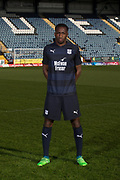 Glen Kamara of Dundee - Dundee FC kit launch at Dundee, Dens Park,<br /> <br />  - &copy; David Young - www.davidyoungphoto.co.uk - email: davidyoungphoto@gmail.com