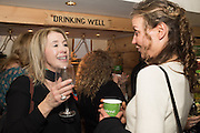 ROZ HANNA, Launch of The Happy Kitchen: Good Mood Food, by Rachel Kelly and Alice Mackintosh. Squirrel, South Kensington. London. 31 January 2017