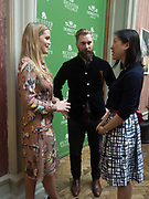 LADY KITTY SPENCER; TIM LORD; RENEE KUO, Bicester Village and Debrett's host a breakfast panel discussion featuring: Mary portas, Richard E. Cooper, Kitty Spencer and Tim Lord on the Future of Fashion and Etiquette. Academicians Room, Royal Academy. London. 28 March 2017