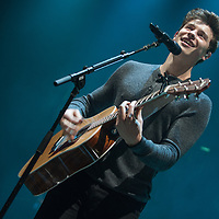 Shawn Mendes in concert at The SSE Hydro Glasgow, Great Britain 27th April 2017