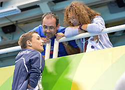 Theo Curin at Rio 2016 Paralympic Games, Brazil