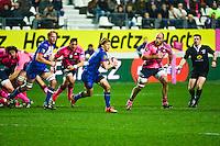 Charl McLEOD - 14.03.2015 - Stade Francais / Grenoble -  20eme journee de Top 14<br /> Photo : David Winter  / Icon Sport<br /> <br />   *** Local Caption ***
