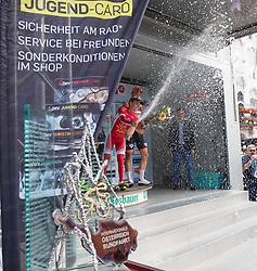 04.07.2016, Steyr, AUT, Ö-Tour, Österreich Radrundfahrt, 2. Etappe, Mondsee nach Steyr, im Bild Clement Venturini (FRA, Cofidis, Solution Credits) // during the Tour of Austria, 2nd Stage from Mondsee to Steyr, Austria on 2016/07/04. EXPA Pictures © 2016, PhotoCredit: EXPA/ Reinhard Eisenbauer