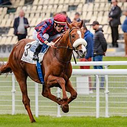 Dice Roll (C. Demuro) wins Prix Djebel Gr.3 in Deauville, France 09/04/2018, photo: Zuzanna Lupa