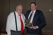 Award presentation for Slidell Louisiana police Chief Randy Smith. Sheriff elect for St. Tammany Parish.