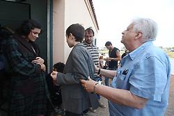 RIPRESE DEL NUOVO FILM DI PUPI AVATI IL SIGNOR DIAVOLO AL CASONE DONNABONA NELLE VALLI DI COMACCHIO