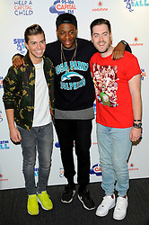 Capital Summertime Ball<br /> Loveable Rogues during photocall ahead of performing at the Capital Summertime Ball, Wembley Stadium,<br /> London, United Kingdom<br /> Sunday, 9th June 2013<br /> Picture by Chris  Joseph / i-Images